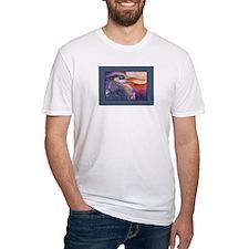 Red Sky Heron Shirt