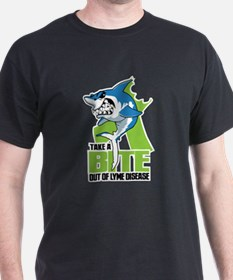 Bite Out Of Lyme Disease T-Shirt