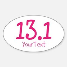 13.1 Optional Text Sticker (Oval)