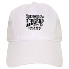 Living Legend Since 1983 Baseball Cap