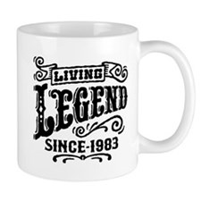 Living Legend Since 1983 Mug