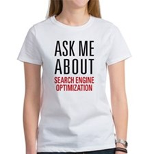Search Engine Optimization Tee