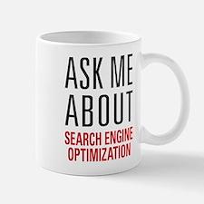 Search Engine Optimization Mug
