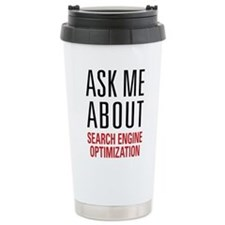 Search Engine Optimizat Travel Mug