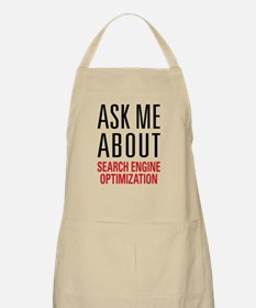Search Engine Optimization Apron