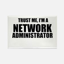 Trust Me, I'm A Network Administrator Magnets