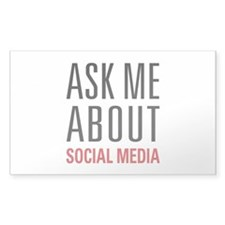 Social Media Decal