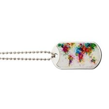 Beautiful World Dog Tags