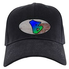 GRAFFITI #1 B Baseball Hat
