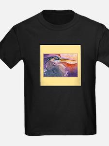 Red Sky Heron T
