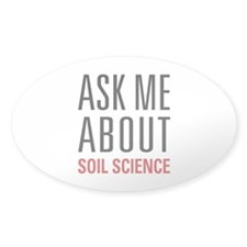 Soil Science Decal