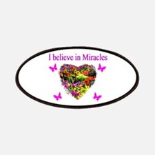 BELIEVE IN MIRACLES Patches