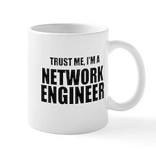 Trust Me, I'm A Network Engineer Mugs