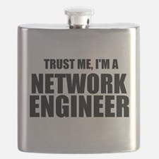 Trust Me, I'm A Network Engineer Flask