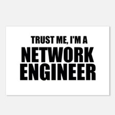 Trust Me, I'm A Network Engineer Postcards (Packag