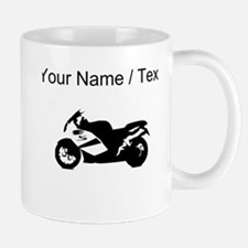 Custom Crotch Rocket Motorcycle Mugs