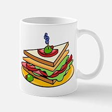 Club Sandwich Mugs