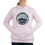 USS GREGORY Women's Hooded Sweatshirt