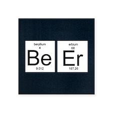 Periodic BeEr Sticker