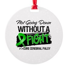 Cure Cerebral Palsy Ornament