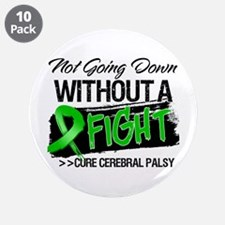 "Cure Cerebral Palsy 3.5"" Button (10 pack)"
