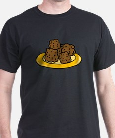Plate Of Meatballs T-Shirt