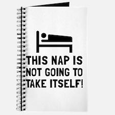 Nap Take Itself Journal