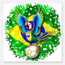 Funny Spanish Flag Soccer Ball Car Magnets Personalized Funny - Custom soccer ball car magnets