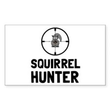Squirrel Hunter Decal