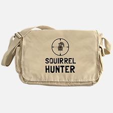 Squirrel Hunter Messenger Bag