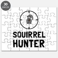 Squirrel Hunter Puzzle