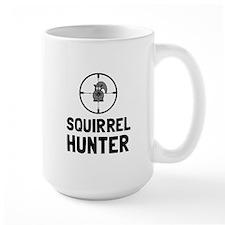 Squirrel Hunter Mugs