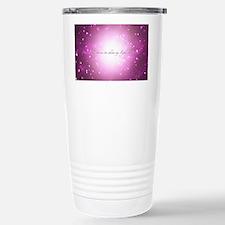 Star-Borne Magenta Travel Mug