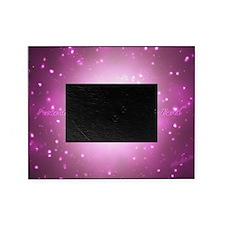 Star-Borne Magenta Picture Frame