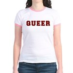 QUEER Jr. Ringer T-Shirt