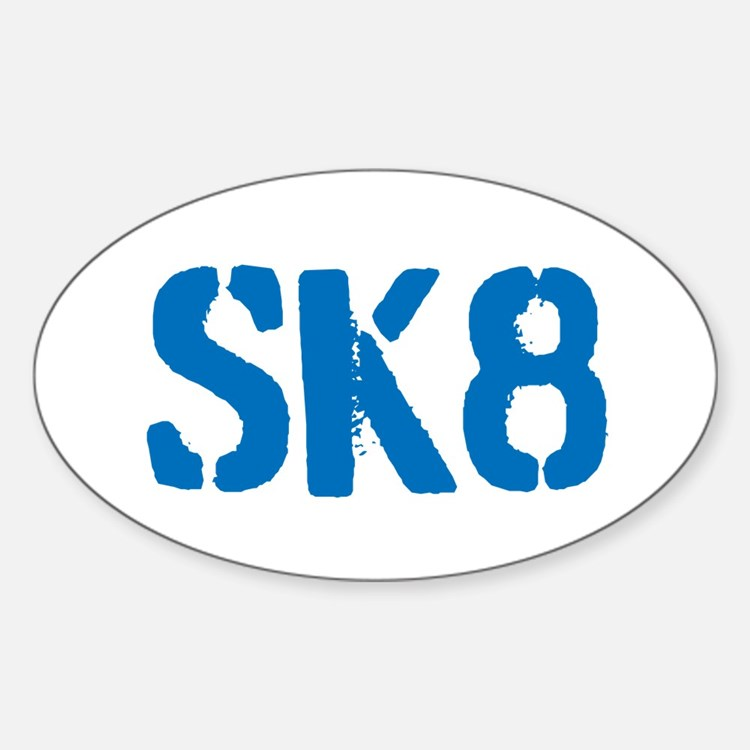 SK8 Decal