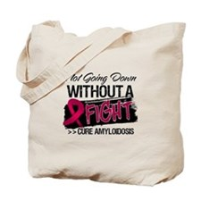 Cure Amyloidosis Tote Bag