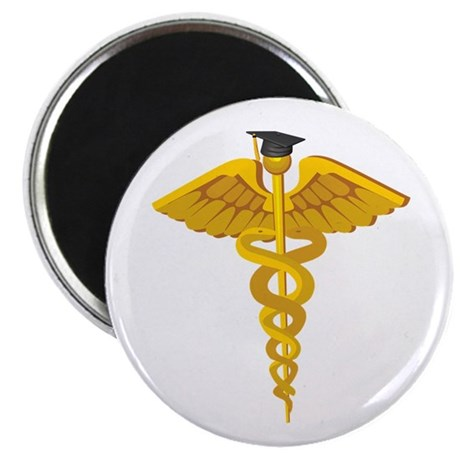 Medical School Graduation Magnet