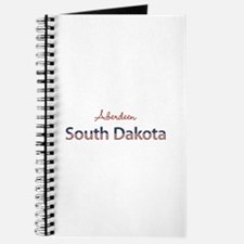 Custom South Dakota Journal