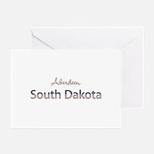 Custom South Dakota Greeting Cards (Pk of 20)