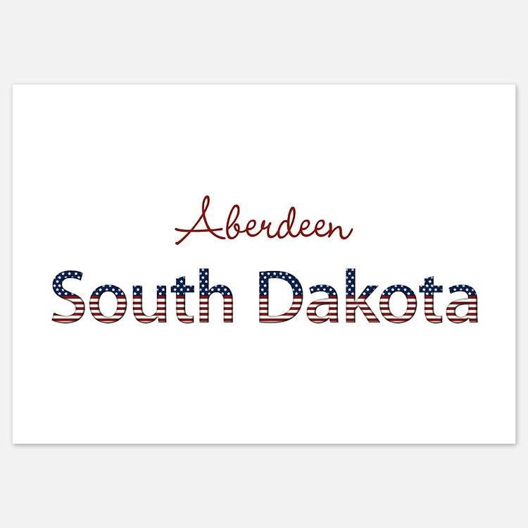 Custom South Dakota Invitations