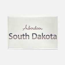 Custom South Dakota Rectangle Magnet