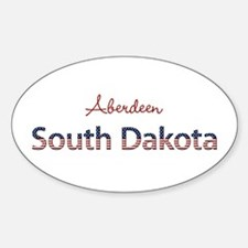 Custom South Dakota Decal