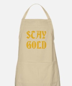 STAY GOLD Apron
