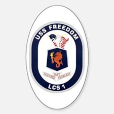 USS Freedom LCS-1 Decal