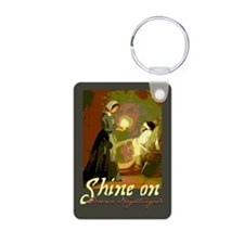 Florence Nightingale With Lamp Keychains