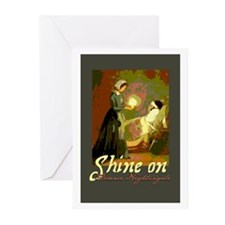 Florence Nightingale Student Nurse Greeting Cards