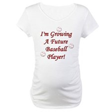 Growing A Future Baseball Pla Shirt