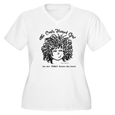 Just isn't curly  T-Shirt