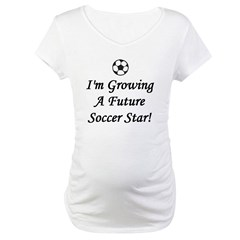 Growing A Future Soccer Star Shirt